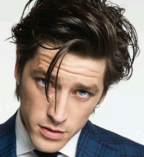 Latest And Best Hairstyles Men For Long Hair Rfh Style