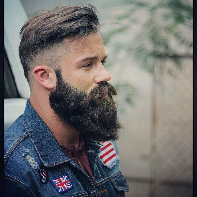 8 Latest Beard Styles For Men Rfh Style